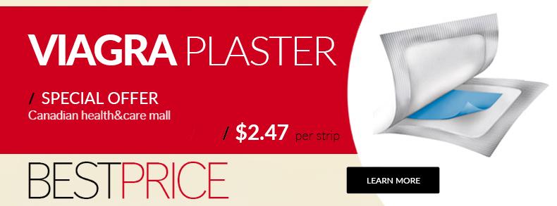 Viagra Plaster