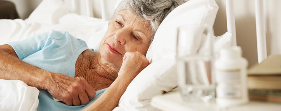 health issues in senior patients