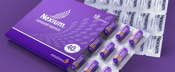 Motilium and Nexium