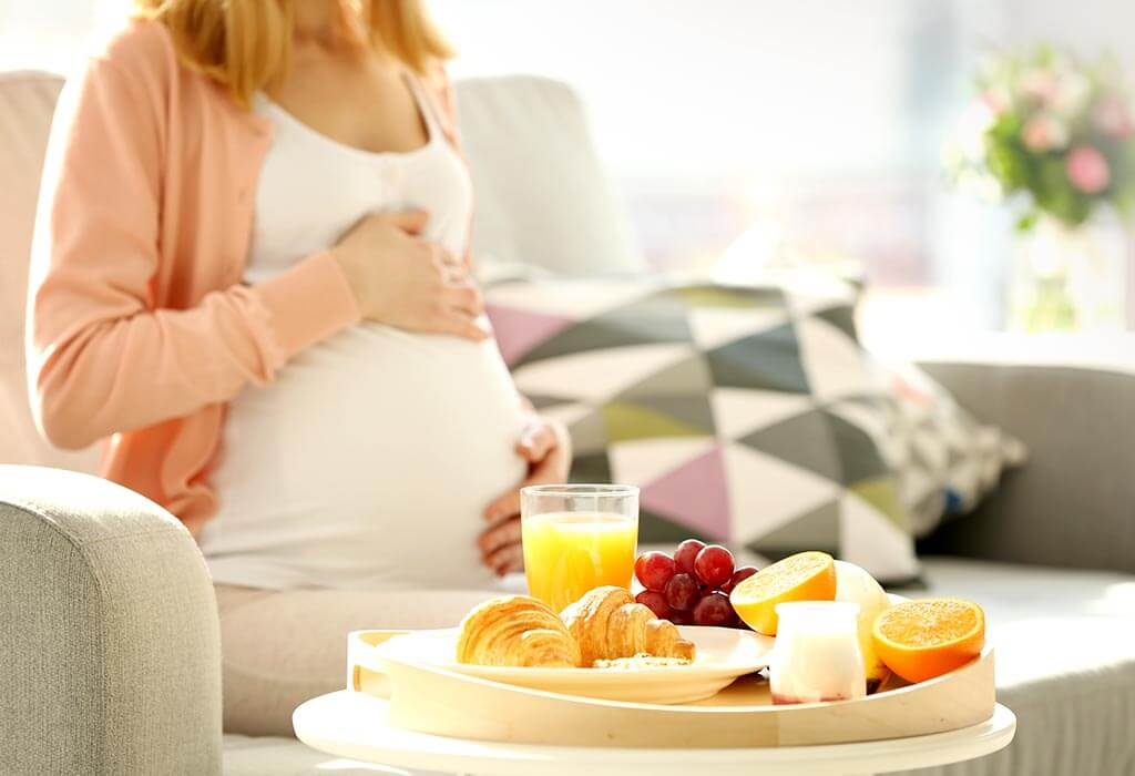 Food to eat during pregnancy