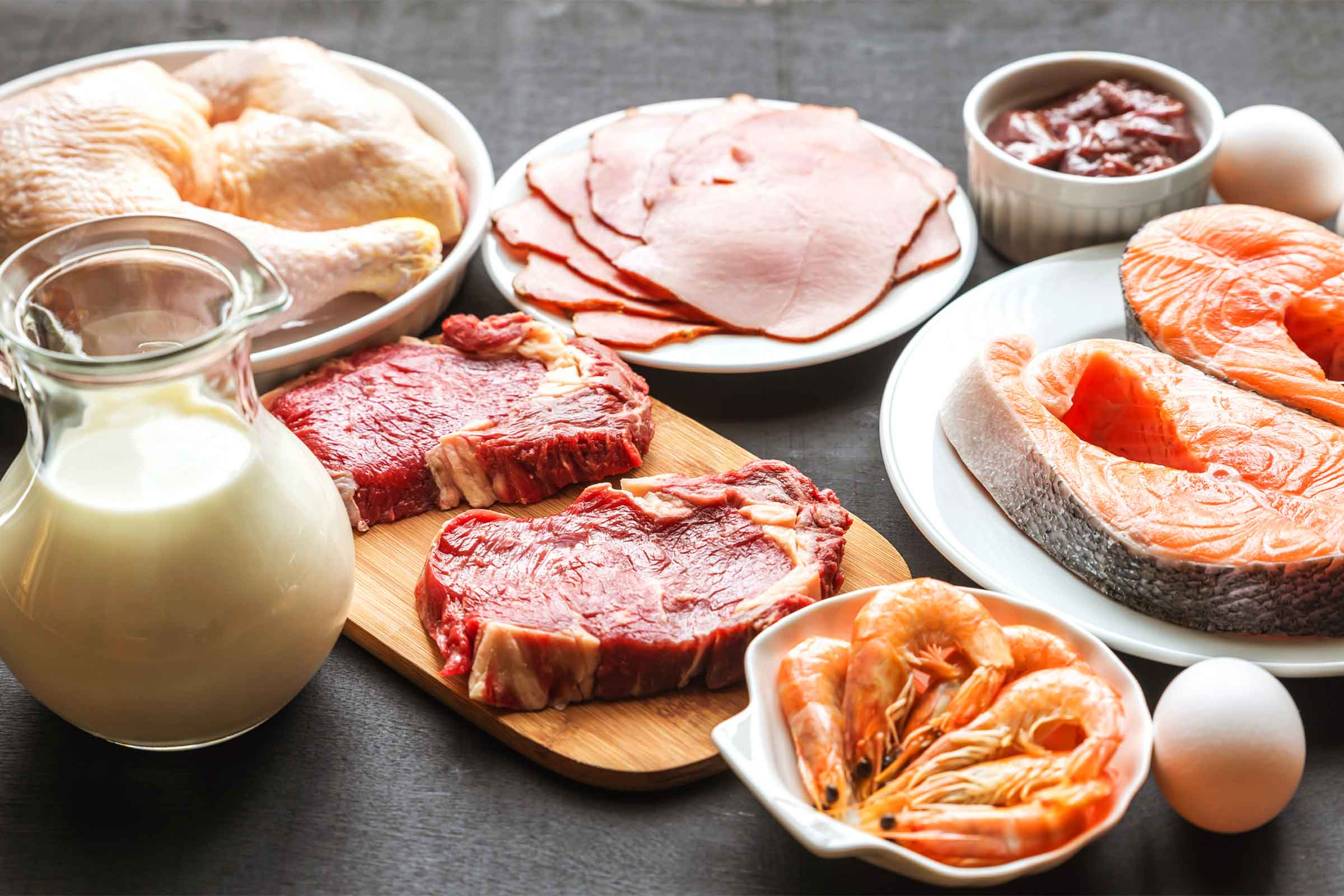 meat-fish-vegetables-eggs-soy-most-fruits-wholegrain-cereals